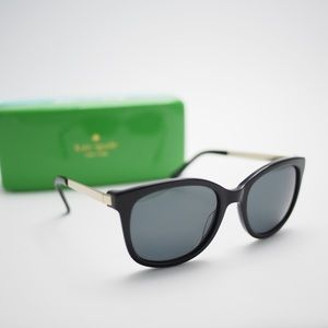 Kate Spade Gayla Sunglasses with Case!
